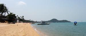 Bophut Beach Ko Samui