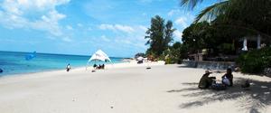 Beach - Lamai