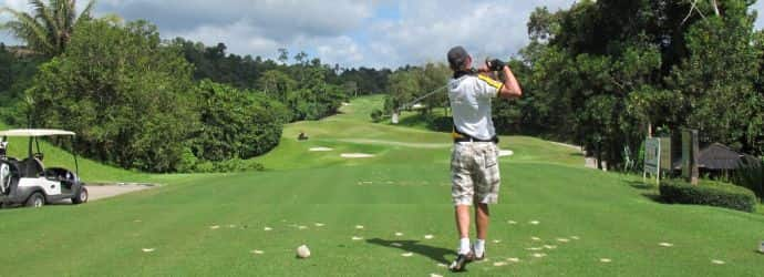 Golf Courses Ko Samui