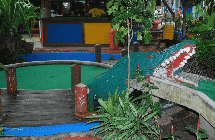 9 Hole Crazy Golf