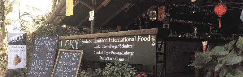 Restaurants & Bars in Khao Lak