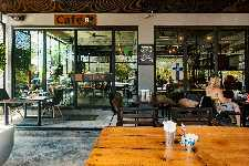 Cafe 8.98 at Ao Nang