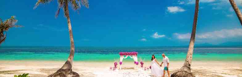 Wedding in Pattaya