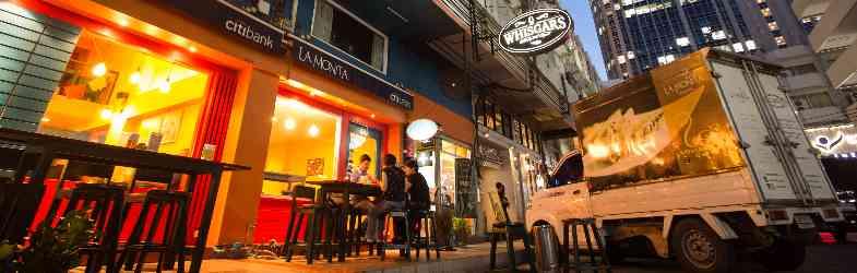 Restaurants & Bars in Bangkok