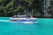 Full Day tour by speedboat !