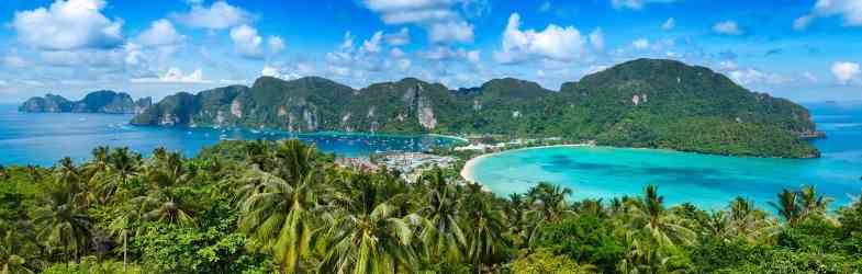 Activities in Phi Phi
