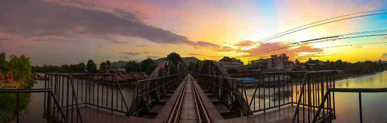Activities in Kanchanaburi