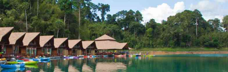 Activities in Khao Sok