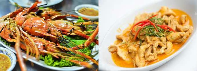 Restaurants & Bars in Bang Lut