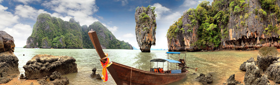 Your guide for your trip in Thailand